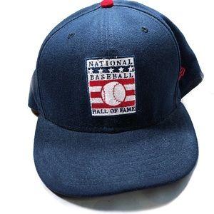 National baseball hall of game new era hat